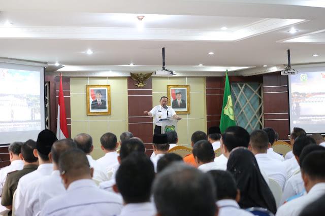 5 Top OPD Muba Realisasi Fisik dan Keuangan Triwulan II