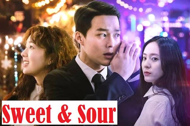 Daftar Nama Pemain Film Sweet and Sour Korea Movie 2021 Lengkap