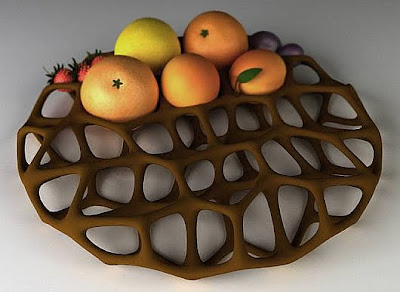 Unusual Fruit Bowls and Unique Fruit Holder Designs (15) 15