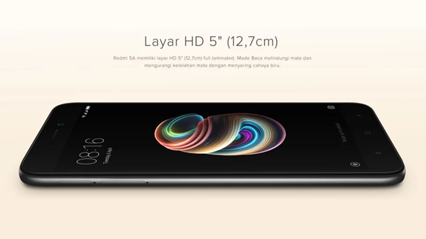 Xiaomi Redmi 5A Android Spek Garang dibawah Satu Juta