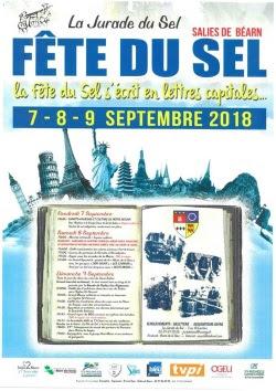 FETE DU SEL Salies-de-Béarn 2018