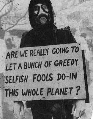 Anonymous Revolution 2012 - Are we really going to let a bunch of greedy selfish fools do-in this whole planet?