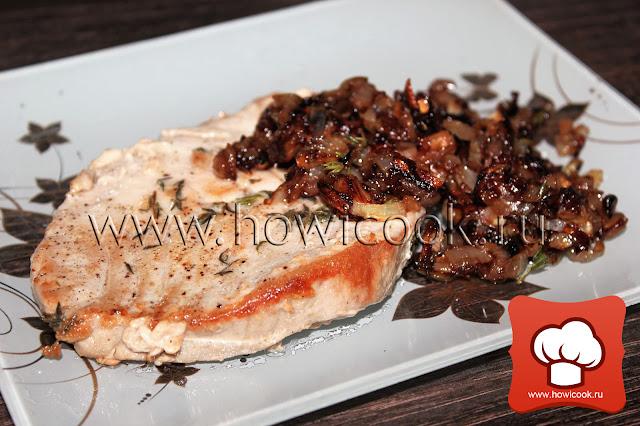 Рецепт вкусного тунца
