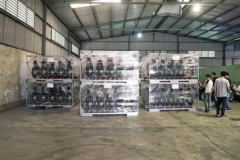 PEGA xuất khẩu đơn hàng xe điện gần 3 triệu USD sang Cuba