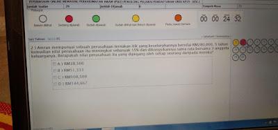 Amran Dan Penolong Pegawai Pendaftaran KP29 Berpisah Tiada