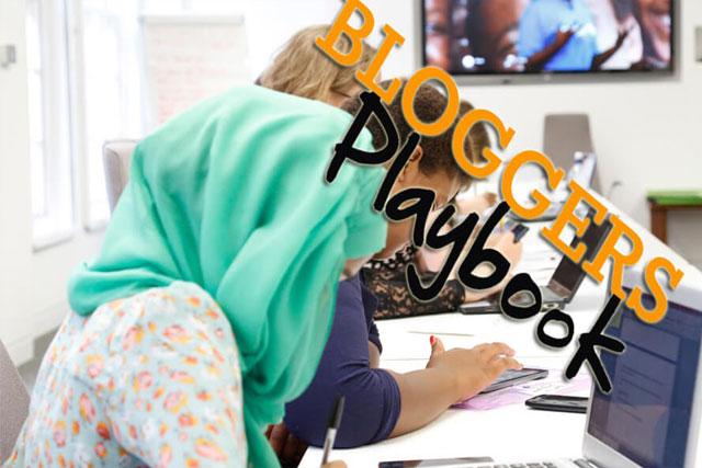 الفرق بين المدون العربي والمدون الاجنبي
