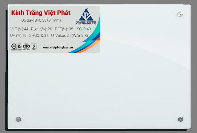 Kính Cường Lực 8li Việt Phát