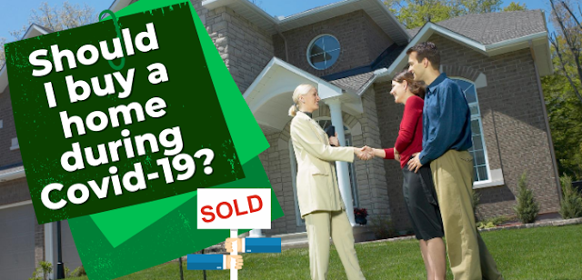 Should I buy a home during Covid-19?