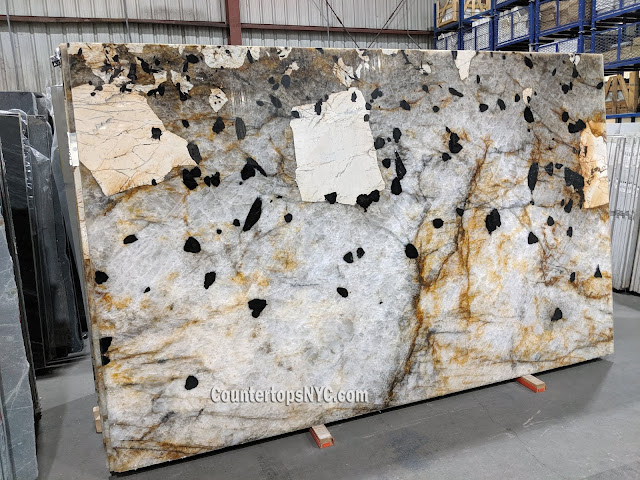 Patagonia Natural Stone Granite Slab NYC