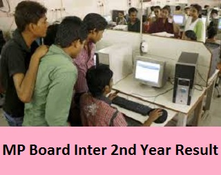 MP Board Inter 2nd Year Result 2017