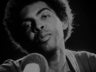 Gilberto Gil em imagem de arquivo resgatada por Antônio Venâncio - Divulgação