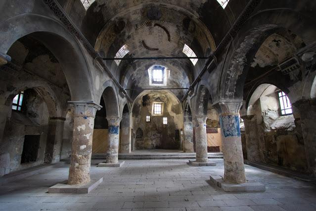Chiesa di San Costantino e Sant'Elena-Mustafapasa-Cappadocia