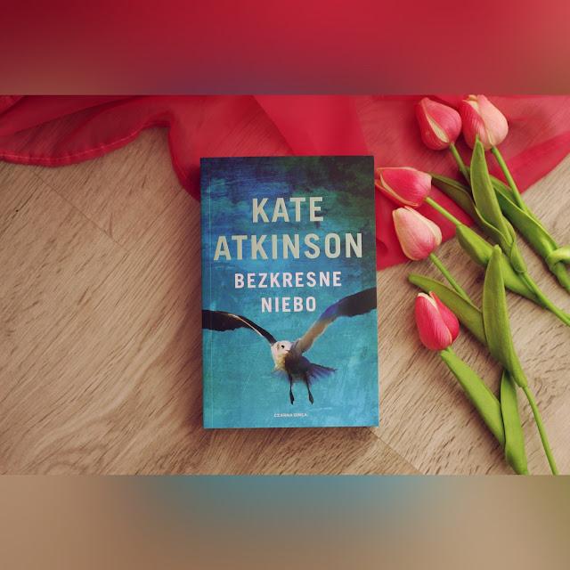 Bezkresne Niebo - Kate Atkinson