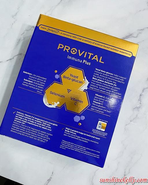 What's Your Immunity Score, Immunity Calculator, Immunity Score, PROVITAL Immuna Plus, Provital, Healthy milk, health