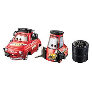 Disney Cars NASCAR Collection