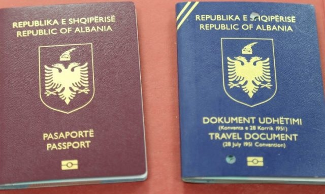 Kosovo MP Hajdar Beqa asks from Albania to provide passports to Kosovo citizens in order to move freely in