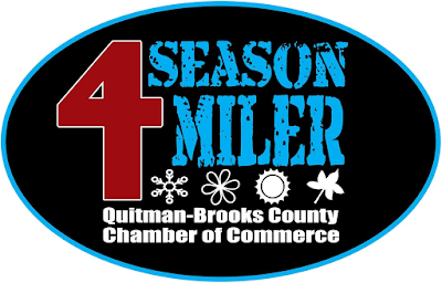 Quitman, Georgia Four Seasons Four Miler Series