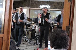 TGW, Ensamble Latino, Cabina de Cristal Marta Bolaños de Prado, concierto en vivo, salsa amatitlan