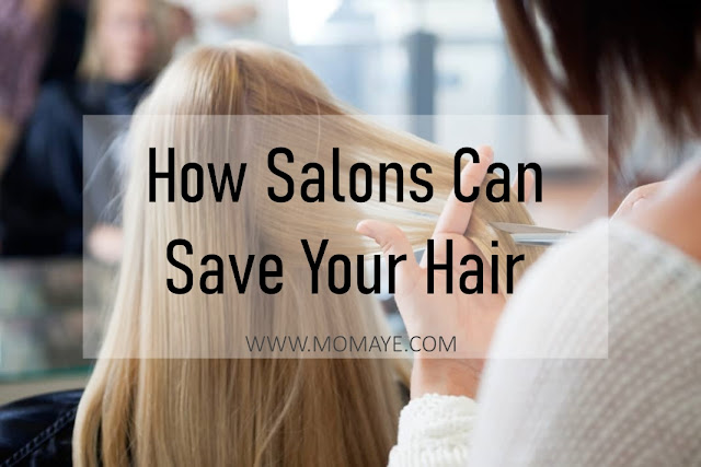 How Salons Can Save Your Hair