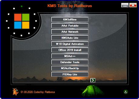 KMS Tools by Ratiborus