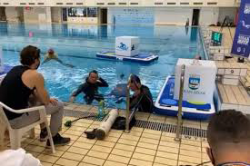 Croatian diver holds breath for 24 minutes, 33 seconds