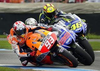 Rossi Siapkan Strategi Khusus Kejar Marquez di Klasemen MotoGP 2016