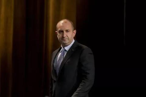 A bolgár elnök beintett a Transparency International-nak