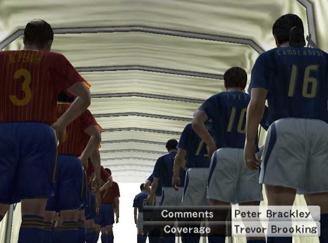 تحميل لعبة Pro Evolution Soccer 6