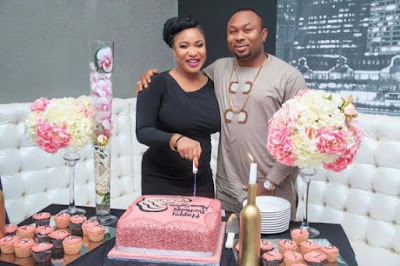 Image result for tonto dikeh and churchill