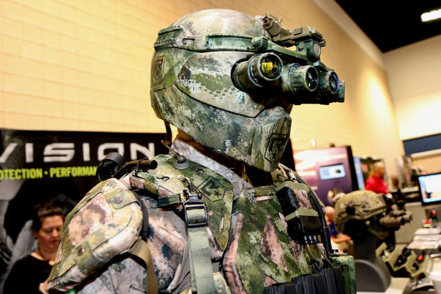 Pentagon's Ill-Fated 'Iron Man' Suit
