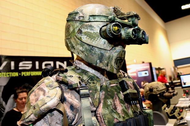 Pentagon's Ill-Fated 'Iron Man' Suit
