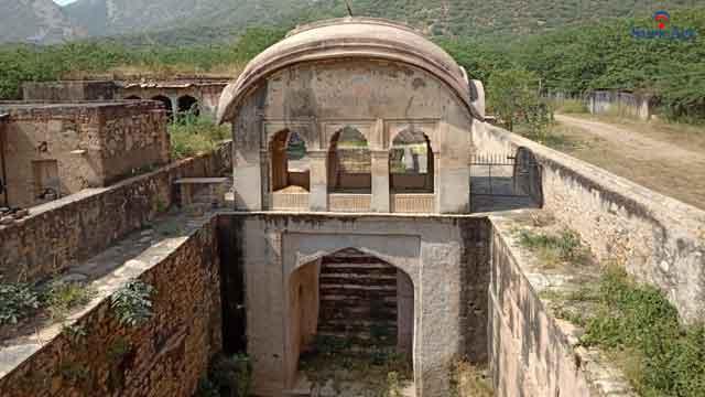 bahuji baori stepwell khandela sikar
