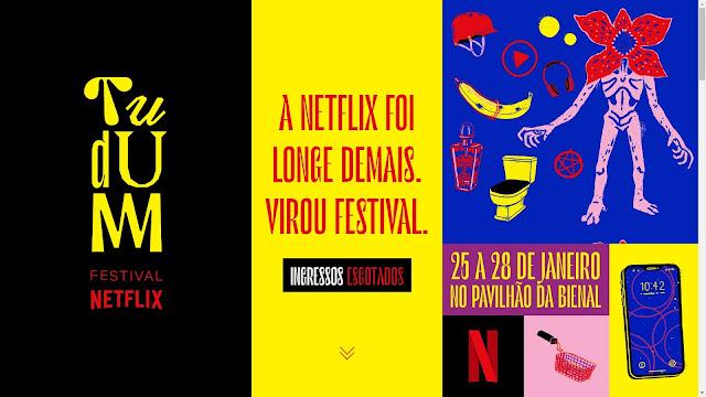 Tudum: Netflix