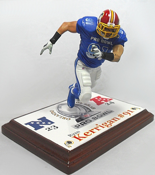 official photos cd32a e546c Sports Attic Customs: FINISHED - 2018 Ryan Kerrigan - Pro ...