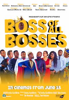 "Akpororo, Okon Lagos, Nedu, Patience Ozokwo, Sani Danja, Senator, Emeka Kachikwu, Eniola Badmus, Star in new comedy ""Boss Of All Bosses"""
