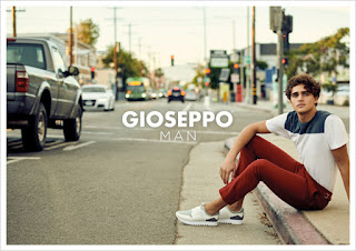 Pepe Barroso is the Face of Gioseppo Spring Summer 2018 Collection