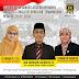 Tiga Aleg PKS Siap Berkhidmat Untuk Temanggung