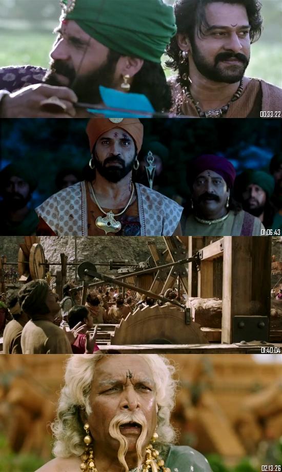 Baahubali 2 The Conclusion 2017 Hindi 720p 480p BRRip x264 Full Movie