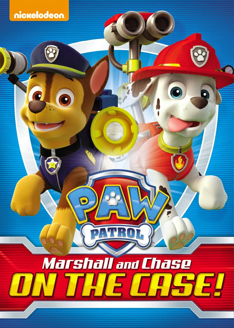 Paw Patrol and Bubble Guppies, Available - March 3, 2015