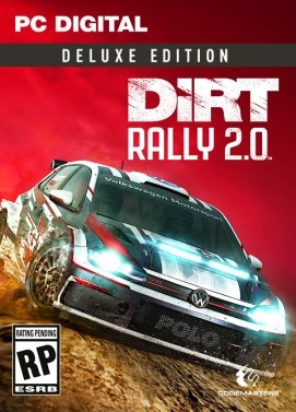 DiRT Rally 2.0 Deluxe Edition MEGA