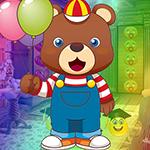 G4K Pleasing Bear Escape
