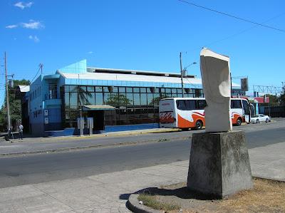 Terminal de Autobuses, Puntarenas, Costa Rica, vuelta al mundo, round the world, La vuelta al mundo de Asun y Ricardo, mundoporlibre.com