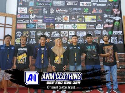 Team Produksi ANM Clothing