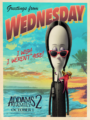 The Addams Family 2 Movie Poster 15