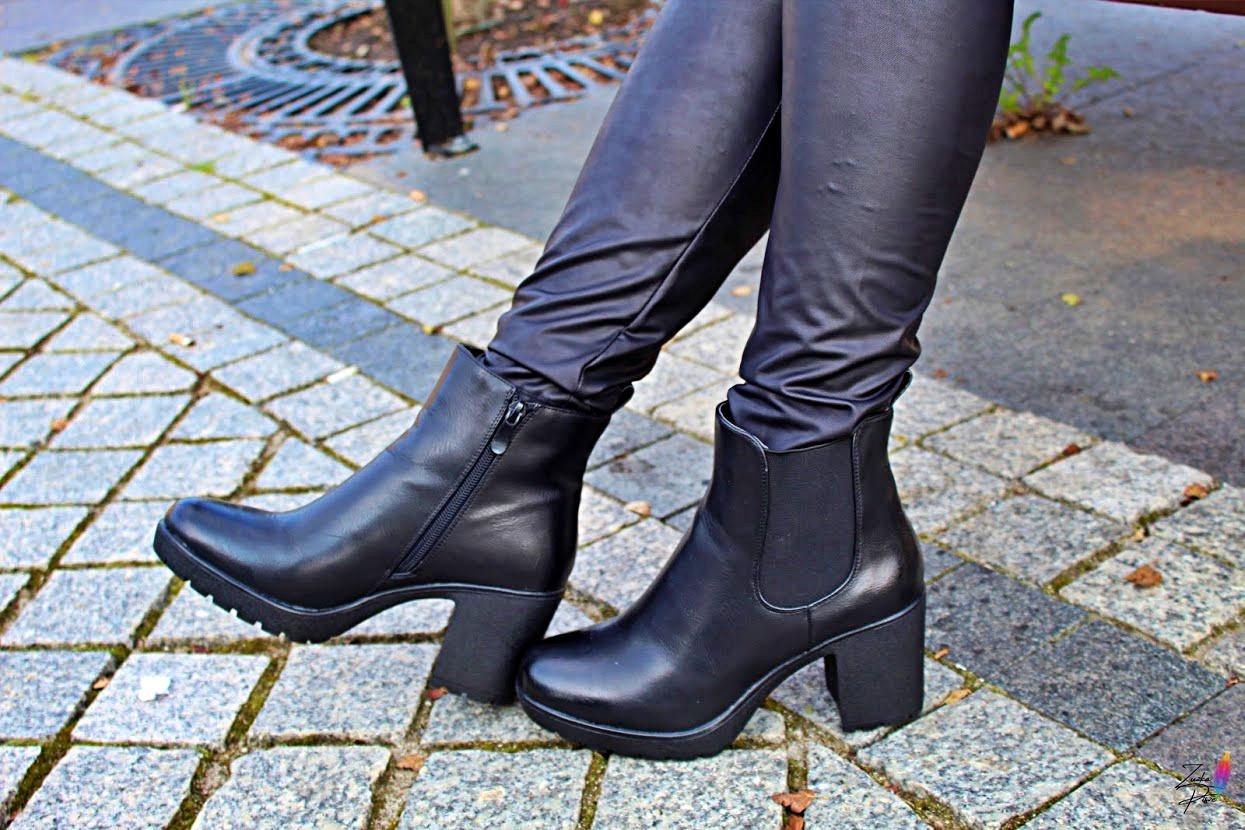Damskie obuwie idealne na jesienne dni