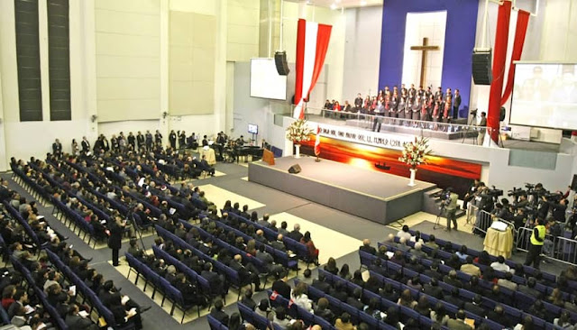 Apertura de iglesias y centros religiosos