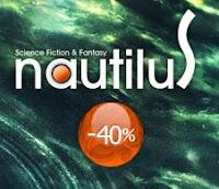 promotie nautilus, 40% reducere