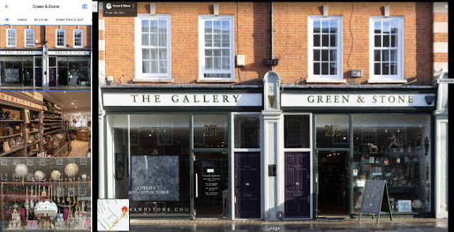 Green & Stone - 251 – 253 Fulham Road, London, SW3 6HY