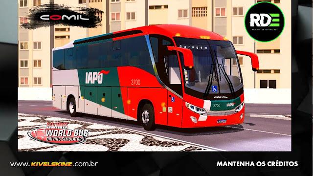 COMIL 1200 4X2 - VIAÇÃO IAPÓ