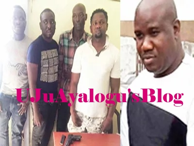 How friends lured Mr. Emmanuel Uba businessman out to his death